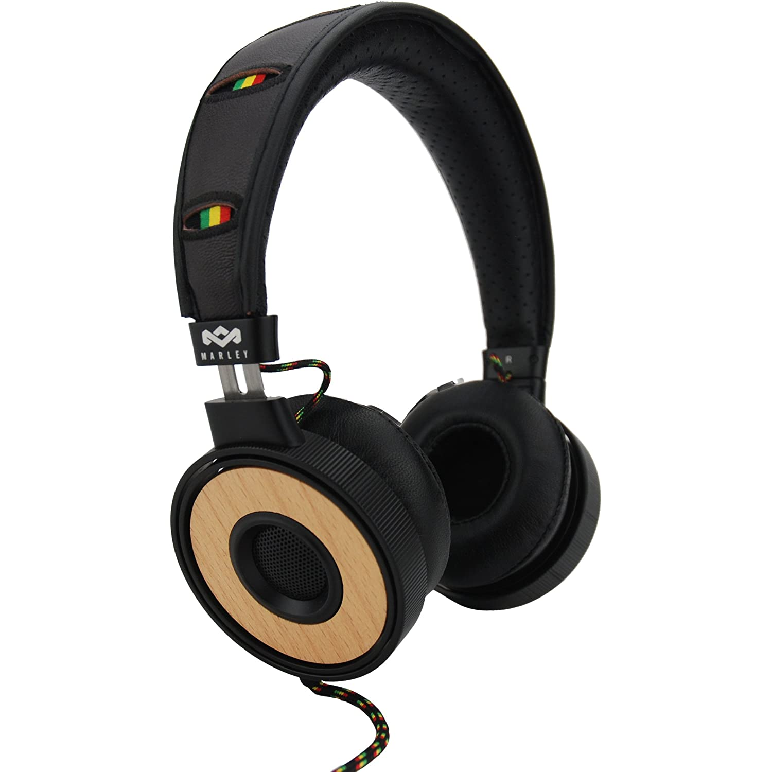 ヘッドホン おしゃれ House of Marley Redemption Song OE – Harvest with Mic&Remoteをおすすめ