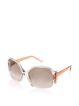 MARNI Women's MA084S Sunglasses, Crystal/Transparent