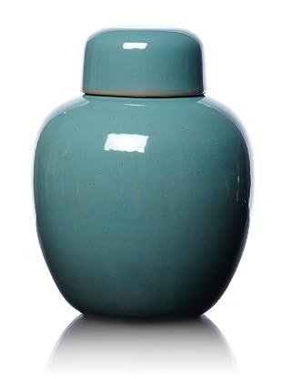 Emissary Ginger Jar, Turqouise