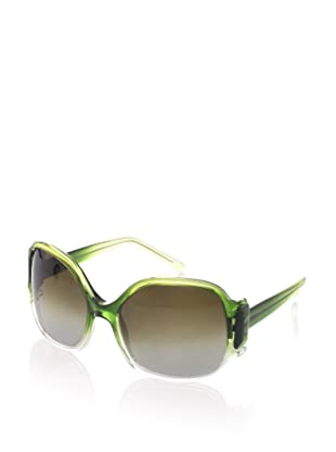 MARNI Women's MA084S Sunglasses (Shaded Green)