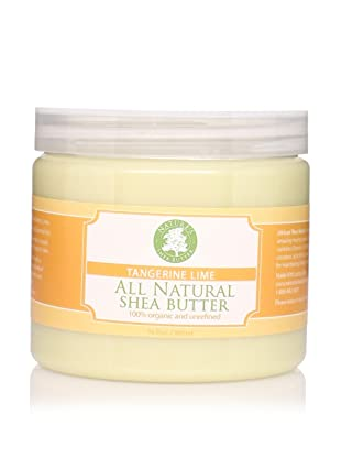 Nature's Shea Butter Tangerine Lime Shea Butter, 16 oz