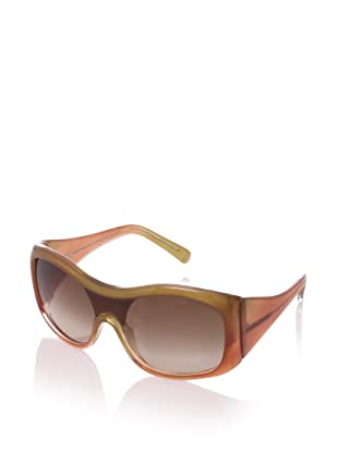MARNI Women's MA085S Sunglasses, Shaded/Grey