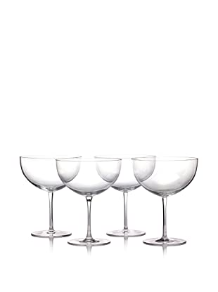 Ravenscroft Crystal Set of 4 Dessert Pedestals