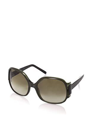 MARNI Women's MA084S Sunglasses, Green/Green