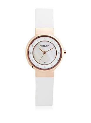 Johan Eric Women's JE6000-09-009 Arhus Rose Gold Date Watch