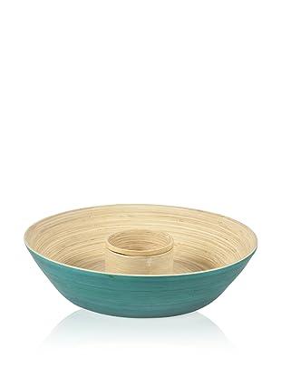 Core Bamboo Chip & Dip (Teal)