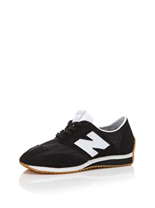 HKNB Heidi Klum for New Balance Women's 320 Sneaker (Black)