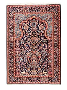 Roubini Kashan Rug (Multi)