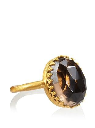 Kevia Rococo Smokey Topaz Ring