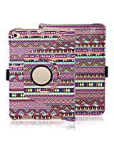Mi Pad 2 Case - E LV Xiaomi MiPad 2 Case Cover Full Body Protection PU LEATHER Smart Case Cover for Xiaomi MiPad 2 with 1 Stylus - TRIBAL