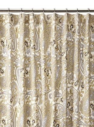 Chateau Blanc Gabrielle Shower Curtain, Grey, 72
