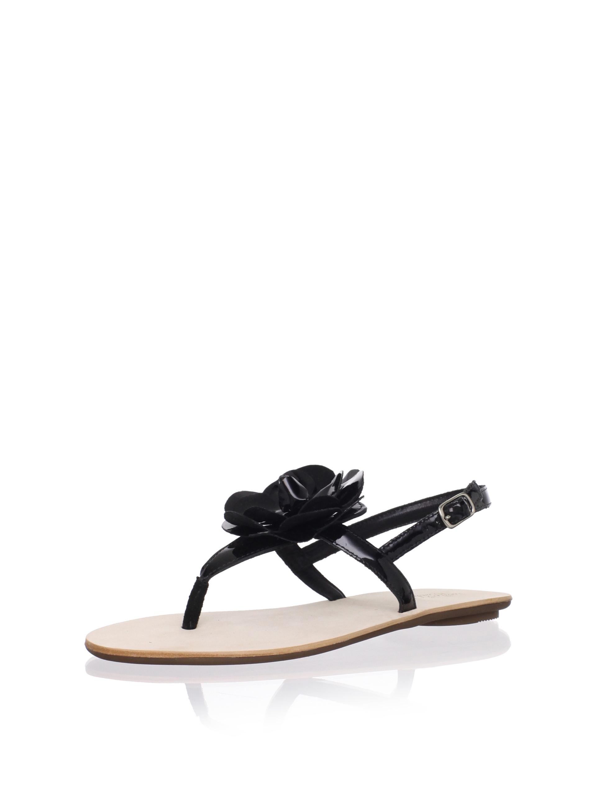 Loeffler Randall Women's Serafina Sandal (Black Patent)