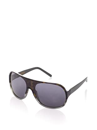 MARNI Women's MA061S Sunglasses (Dark Havana/Grey)