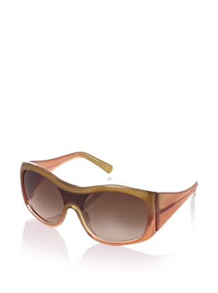 MARNI Women's MA085S Sunglasses, Shaded/Yellow