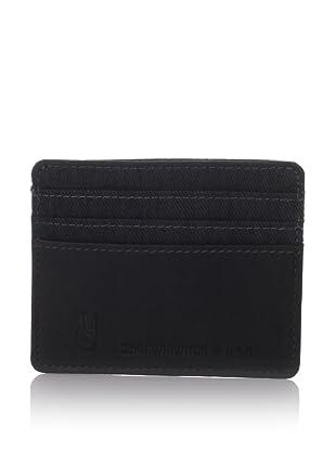 John Varvatos Star USA Men's Credit Card Case, Grey