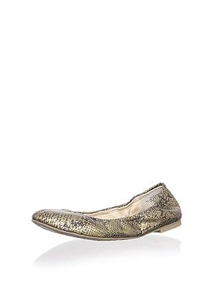 Boutique 9 Women's Augustina 3 Ballet Flat (Grey Combo)