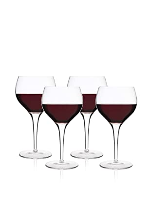 Luigi Bormioli Set of 4 Michelangelo Masterpiece 17-Oz. Wine Glasses