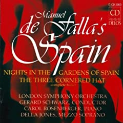 Nights in the Gardens of Spain / 3 Cornered Hat