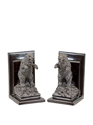 Set of 2 Bear Bookends