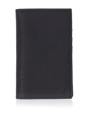 John Varvatos Star USA Men's Card Case (Black)