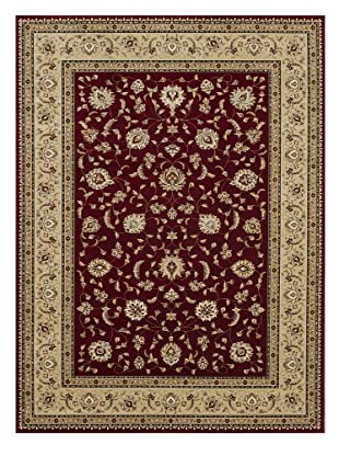Loloi Rugs Welbourne Rug (Red/Beige)