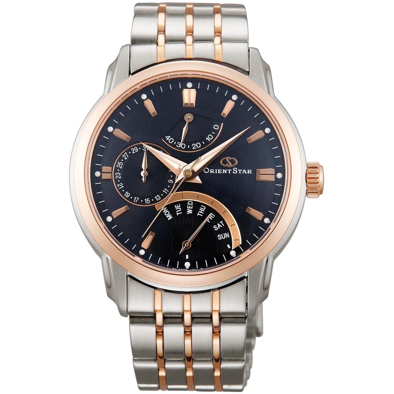 Fs nib japan model orient star watches for Orient mobel