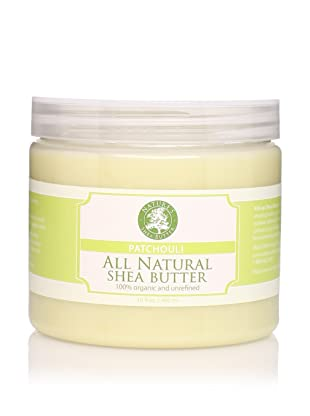 Nature's Shea Butter Patchouli Shea Butter, 16 oz