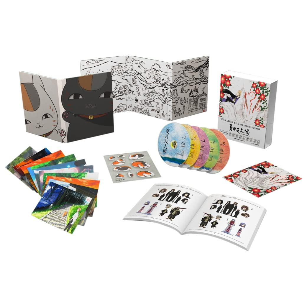 夏目友人帳 Blu-ray Disc BOX