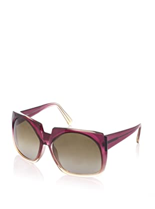 MARNI Women's MA062S Sunglasses (Shaded Violet)