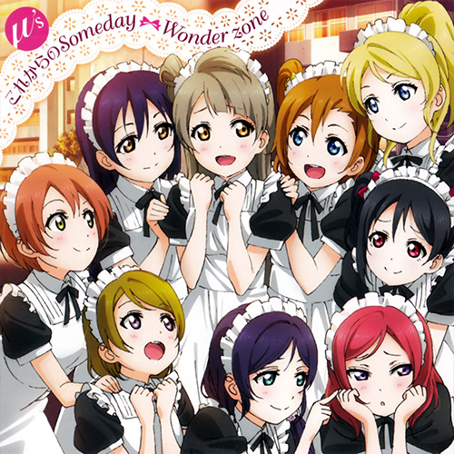 Love Live! School idol project – Kore kara no Someday/Wonder zone