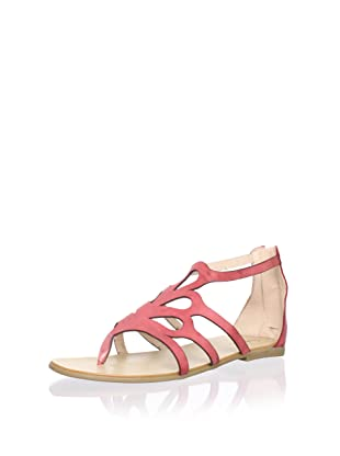 Contramao Kid's Cut-Out Sandal (Red)