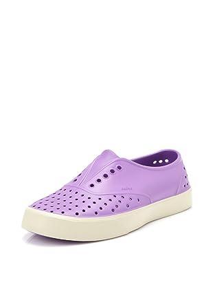 Native Unisex Miller Slip-On Sneaker (Gossip Purple)