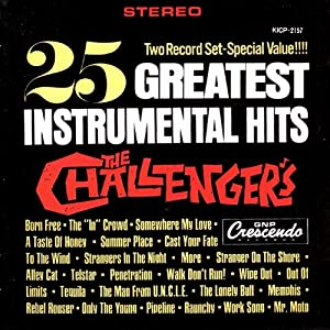 25 Greatest Instrumental Hits