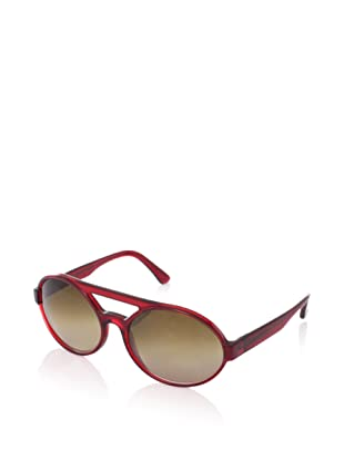 MARNI Women's MA068S Sunglasses (Lobster/Red)