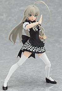 figma 這いよれ!ニャル子さん ニャル子 (ノンスケール ABS&PVC塗装済み可動フィギュア)