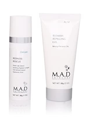 M.A.D Skincare Delicate Redness Rescue and Blemish Repelling Gel 5% BPO Duo