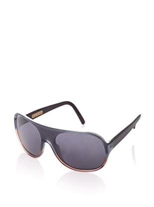 MARNI Women's MA06IS Sunglasses (Blue/Brown)