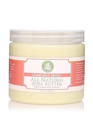 Nature's Shea Butter Chamomile Neroli Shea Butter, 16 oz