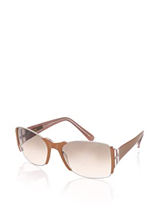 MARNI Women's MA070S Sunglasses (Ochre/ Crystal/)