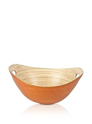 Core Bamboo Bucket Bowl (Pumpkin)