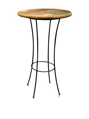 Reclaimed Wood Furniture Bombay Iron Table