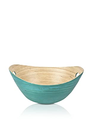 Core Bamboo Bucket Bowl (Teal)