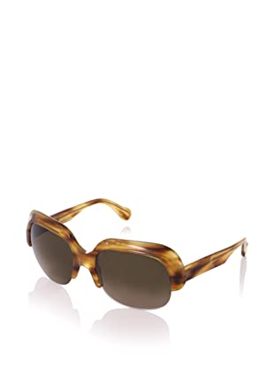 MARNI Women's MA119S Sunglasses, Blonde/Havana