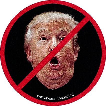 No More Trump Bumper Sticker