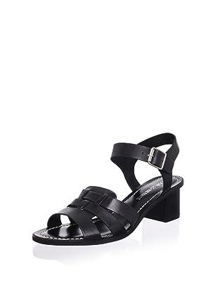 Pour La Victoire Women's Hilma Sandal (Black)