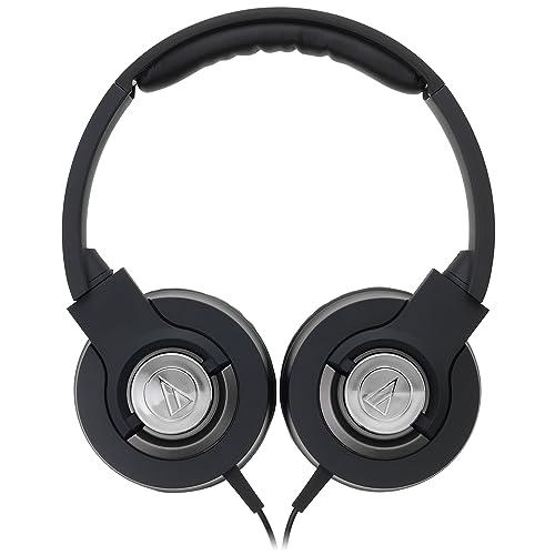 audio-technica SOLID BASS ATH-WS33X BLACKの写真02。おしゃれなヘッドホンをおすすめ-HEADMAN(ヘッドマン)-