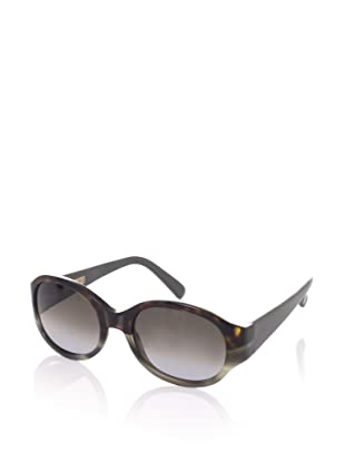 MARNI Women's MA066S Sunglasses (Dark Havana/Grey)