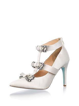 Pour La Victoire Bridal Women's Antoinette Bridal Pump (Ivory)