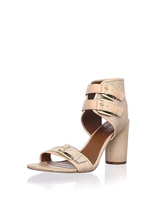 Boutique 9 Women's Rosemarie Sandal (Natural/Natural)