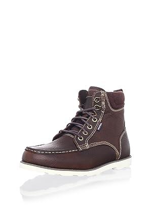 Nautica Men's Vern Moc Toe Boot (Brown)